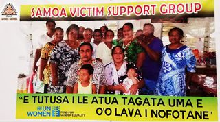 Samoa Victim Support Group Public Forum  - Nofotane Project