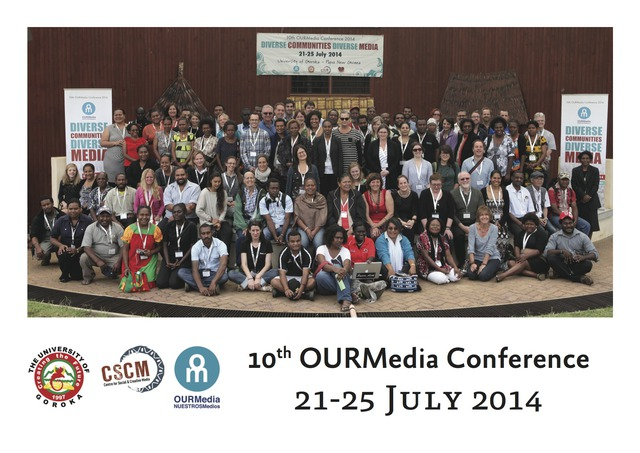 More than 150 delegates from the around the world, and in particular the Pacific region, gathered for the OUR Media: Diverse Communities, Diverse Media international conference in Goroka, Papua New Guinea in July.